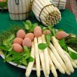 L'Asparago bianco di Bassano DOP fa scuola in Agriturismo nel vicentino