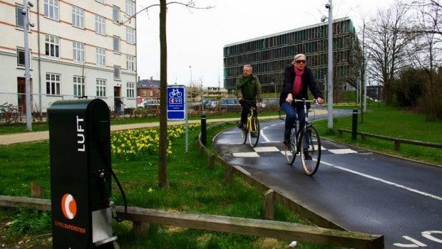 Le autostrade per biciclette salveranno l'economia nel Nord Europa
