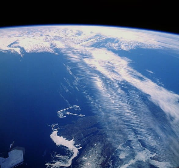 Cambiamenti climatici: in aumento la turbolenza dei voli atlantici