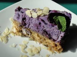 Torta Violetta (Raw Food)