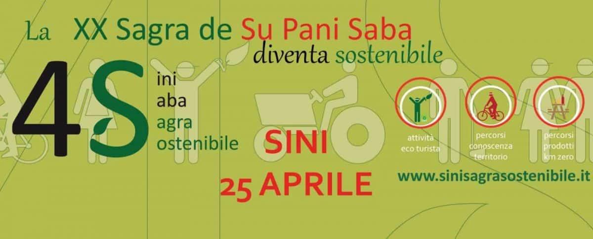 """La Sagra """"de su Pani Saba"""" si certifica Eventi Sostenibili ICEA"""