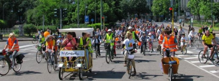 25° Cicloraduno Nazionale FIAB: 19-23 giugno 2013
