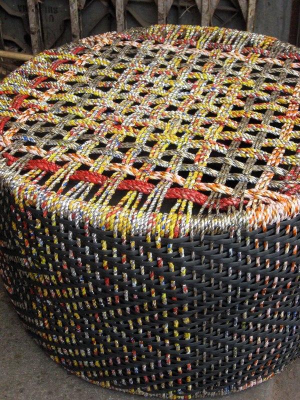 Da pneumatici a mobili: guarda come ti riciclo i copertoni