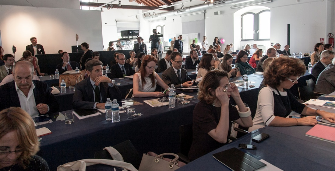 ISO 20121 per il 1° Summit Direttori Comunicazione