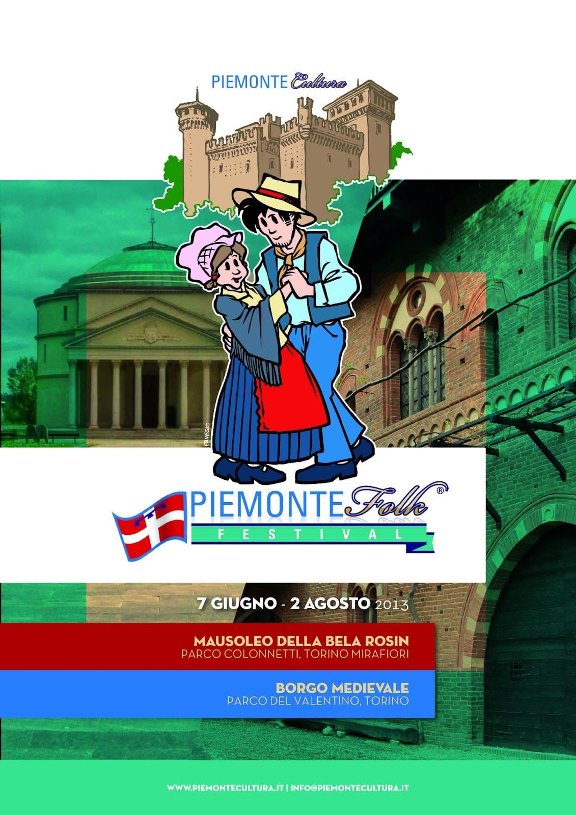 Torino, 13 e 14 luglio - Sarabanda al Borgo