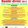 Rombi Divini 2013 a Bagnoreggio
