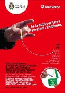 UN POSACENERE TASCABILE PER TENERE PULITA AMATRICE - BioNotizie.com