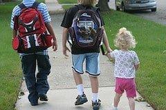 Quartieri pedonali: ottimi per crescere un figlio sano - BioNotizie.com