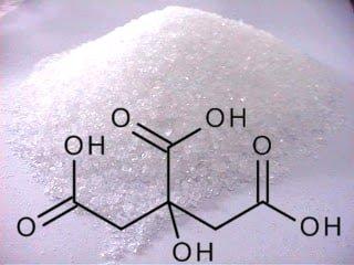 Acido Citrico Anidro, Monoidrato e Tetraidrato - BioNotizie.com