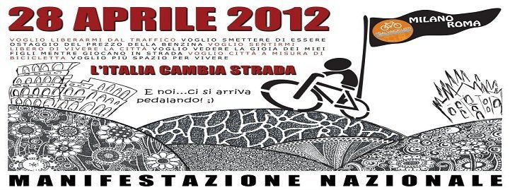 #Salvaiciclisti: dal web alla bicifestazione, la ciclabilità è finalmente in agenda