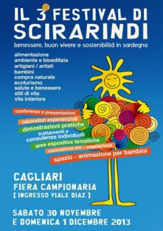 FESTIVAL DI SCIRARINDI 2013 - Invito a partecipare agli Operatori del settore - BioNotizie.com
