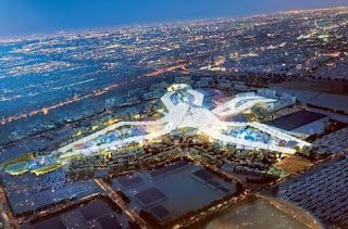 Expo 2020 Dubai: il futuro sostenibile