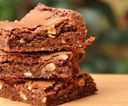 Dolci al cioccolato: i Brownies