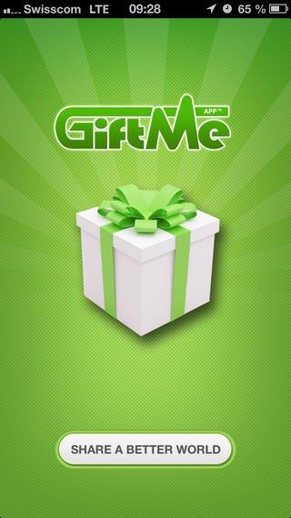 GiftMeApp, l'App Green per Regalare quel che non usi più