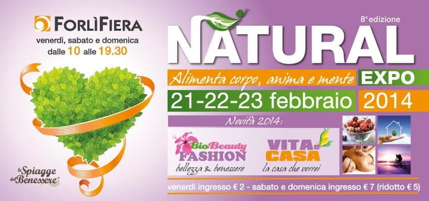 Natural Expo, la Fiera che Alimenta Corpo, Anima e Mente - BioNotizie.com