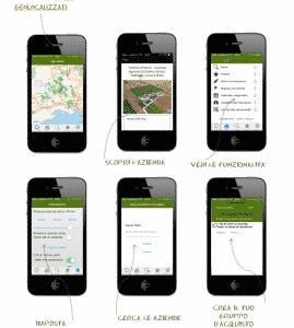 L'Orto in Tasca, l'App Green della Filiera Corta