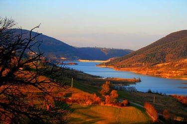 il Lago di Cingoli