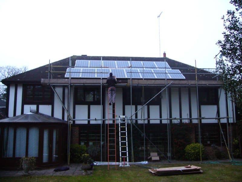I pannelli solari costa molto, sul serio?