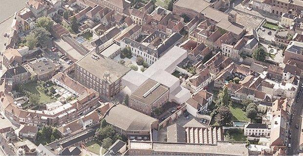La nuova facoltà di Architettura in Belgio firmata dai Mateus