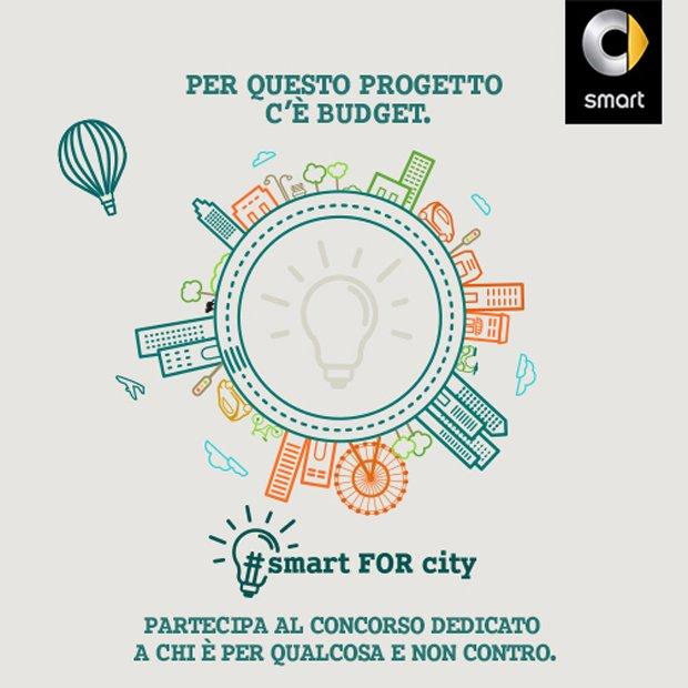 Smart FOR city: il concorso per le start up che vogliono costruire città migliori