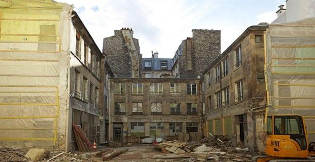Social housing: modernissimo quello di Les Marais a Parigi