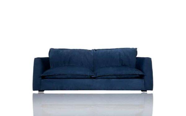 Divno Baxter Brest Nabuck Blue