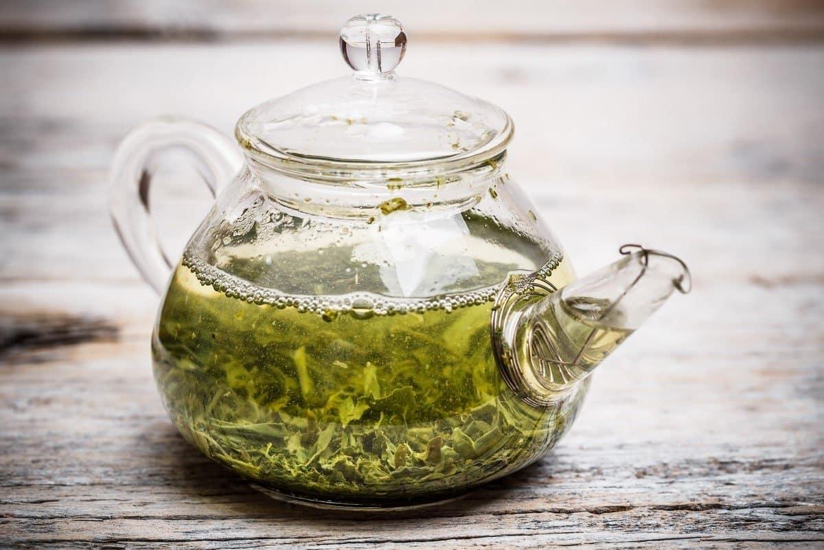 te verde - antiage - detox