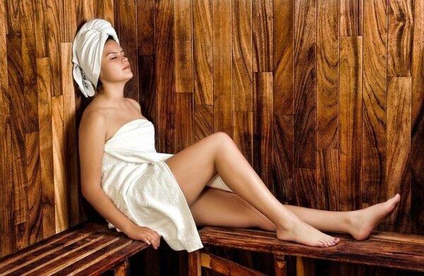 Gli step corretti per effettuare la sauna