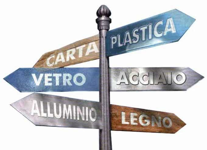 Linee guida su materiali riciclati, verdi e competitivi