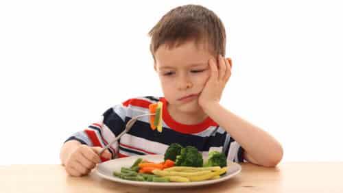 Ai bambini non piacciono le verdure ed i legumi: perché? - BioNotizie.com