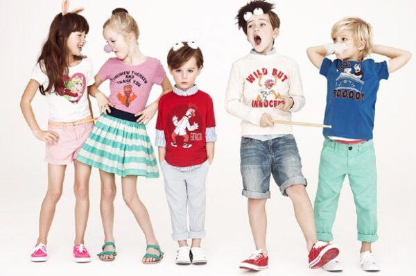 Abbigliamento biologico per bambini - BioNotizie.com