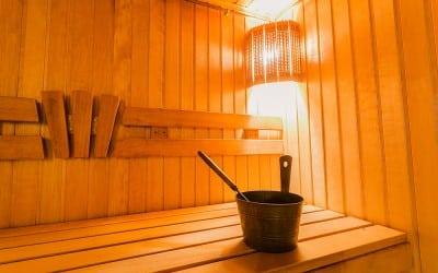 Il benefici della sauna