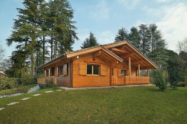 Le case in legno e la tutela dell'ambiente - BioNotizie.com