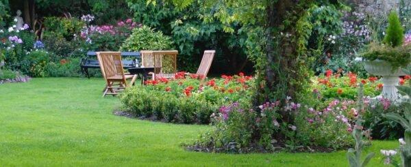 Come valorizzare il perimetro del vostro giardino - BioNotizie.com