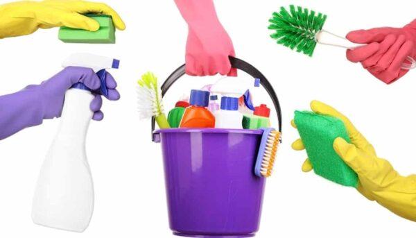 Rimedi naturali per pulire la casa