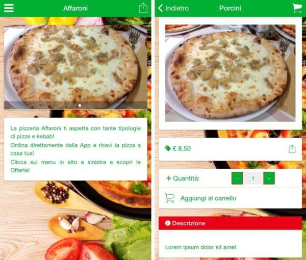 I Vantaggi di una App Mobile per Pizzeria