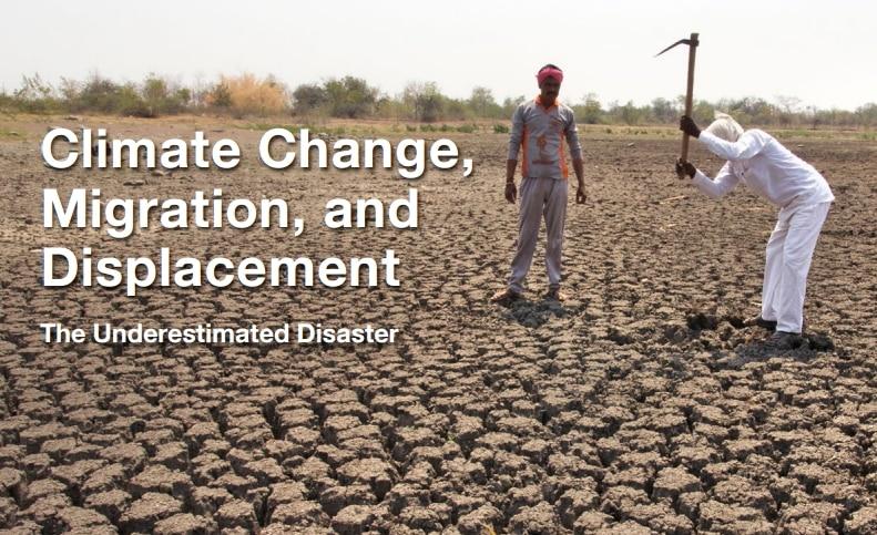 Ogni anno oltre 21 milioni di persone fuggono a causa dei cambiamenti climatici