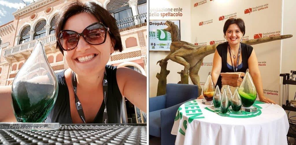 La mia #Venezia74 tra #GreenDropAward e #CinemainclasseA | Econews - BioNotizie.com