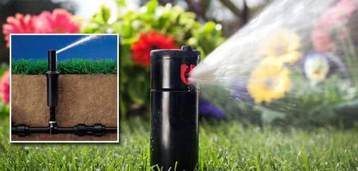 Irrigazione: scegliere gli irrigatori da giardino e risparmiare acqua