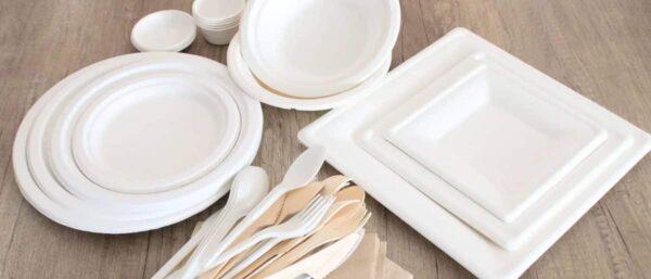 L'Europa mette al bando la plastica monouso: piatti, posate e bicchieri di plastica è un addio?