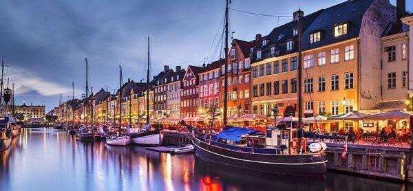 Viaggi in Europa: visitare Copenaghen