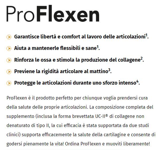 ProFlexen: un aiuto contro la rigidità muscolare al risveglio