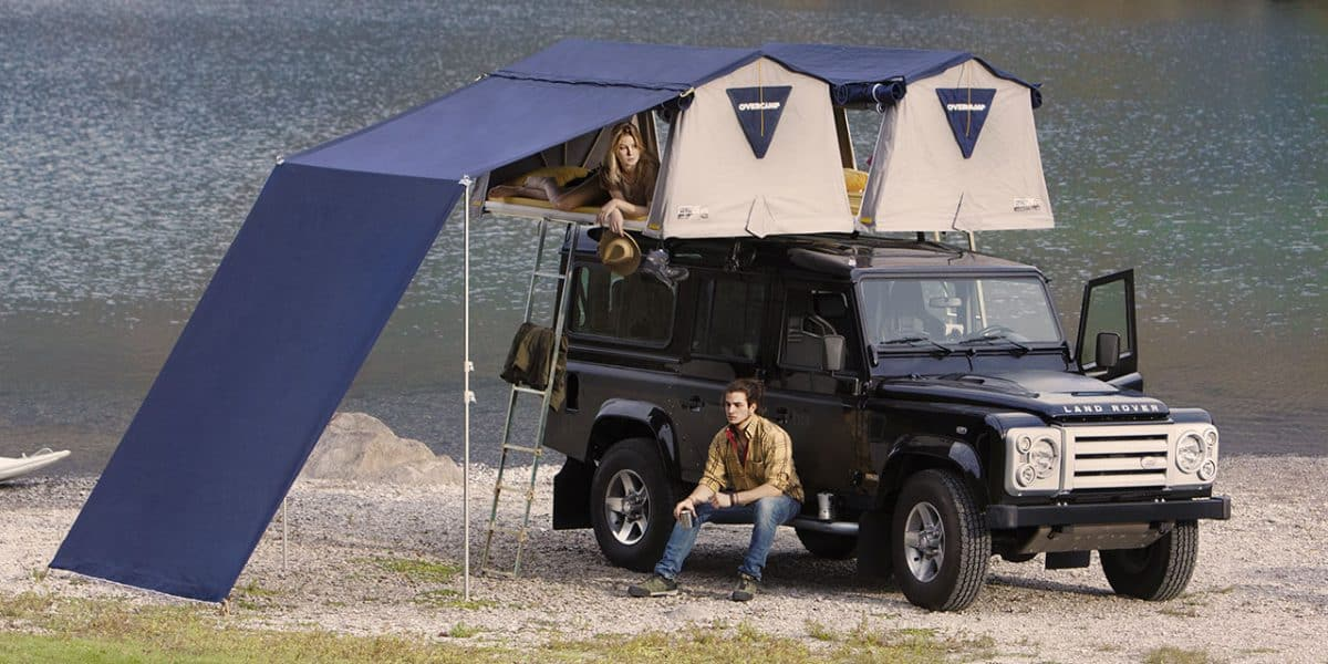autohome overcamp roof top tent