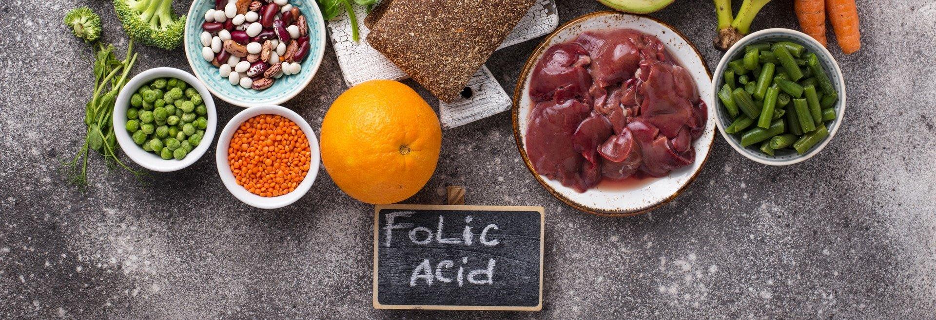 Acido Folico e Carenza Folica